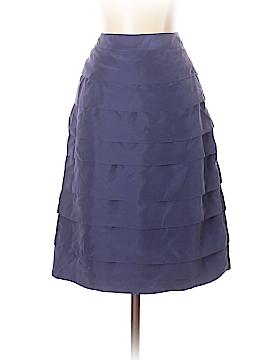 Boden Silk Skirt Size 4