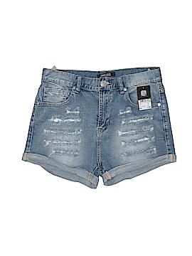 One Love Denim Shorts Size M