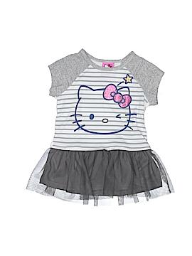 Hello Kitty Short Sleeve Top Size 4T