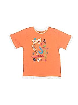 Peanut & Ollie Short Sleeve T-Shirt Size 4T