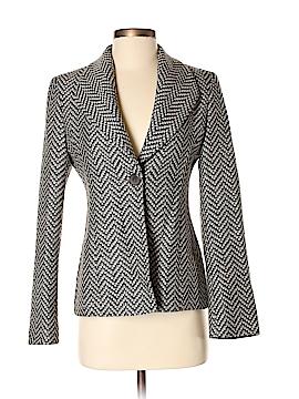 Zanella Wool Blazer Size 4