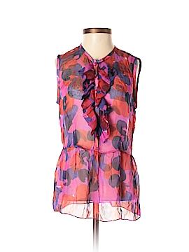 Cynthia Cynthia Steffe Sleeveless Silk Top Size 2