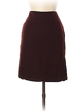 Alberta Ferretti Collection Wool Skirt Size 6