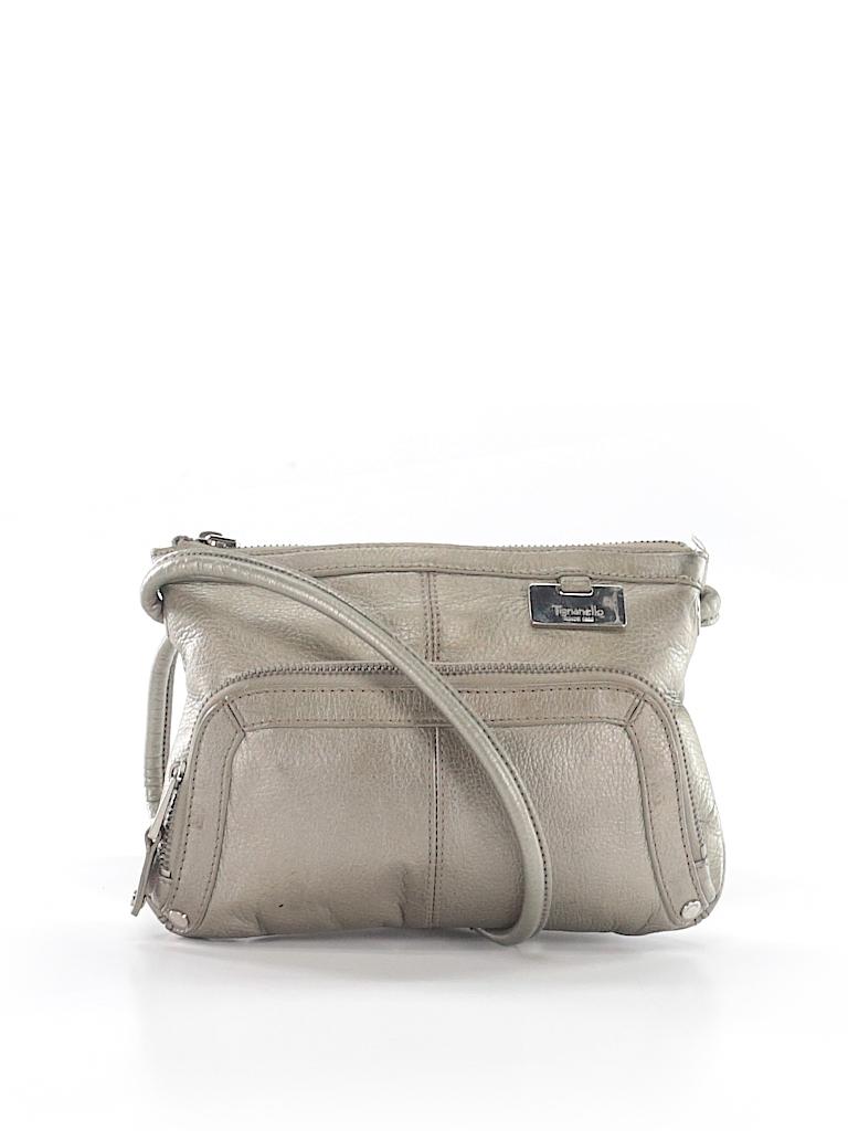 Pin It Tignanello Women Leather Crossbody Bag One Size