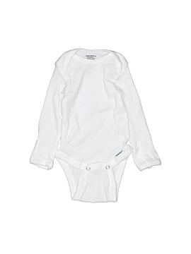 Lili Gaufrette Long Sleeve Onesie Newborn