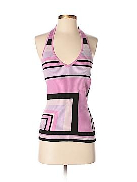INC International Concepts Sleeveless Silk Top Size M