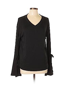 Amaryllis Long Sleeve Top Size M