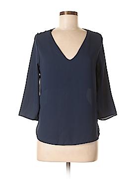 True Light U.S.A. 3/4 Sleeve Blouse Size S