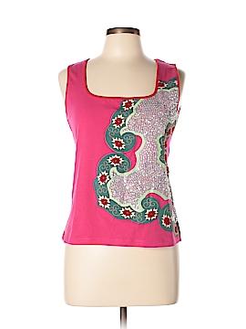 Shanghai Tang Sleeveless Top Size XL