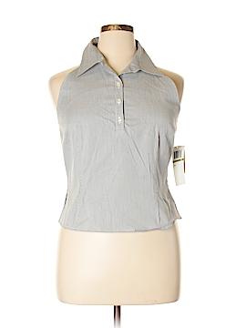 Lennie For Nina Leonard Sleeveless Blouse Size 14