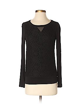 White House Black Market Long Sleeve Blouse Size XXS