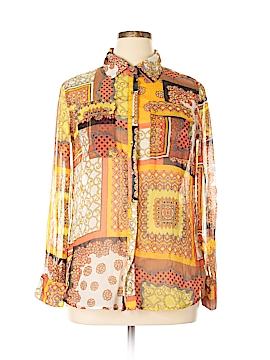 Cristina Long Sleeve Blouse Size XL