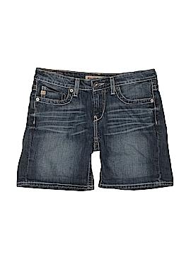 Big Star Denim Shorts 28 Waist