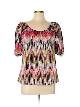 Veronica M. Short Sleeve Blouse Size XS