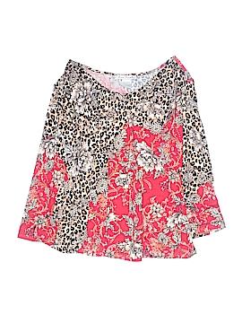 Linea Donatella 3/4 Sleeve T-Shirt Size L