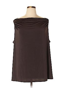 Worthington Sleeveless Top Size 3X (Plus)