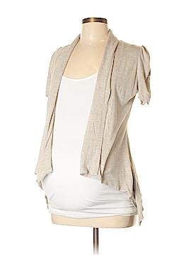 Ambiance Apparel Cardigan Size L (Maternity)