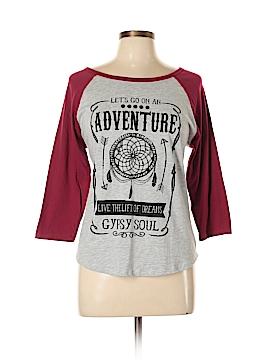 Freeze 3/4 Sleeve T-Shirt Size XL