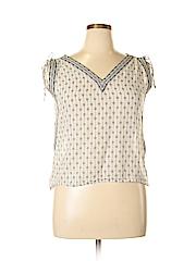 Ann Taylor LOFT Women Sleeveless Blouse Size L (Petite)