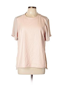 Calvin Klein Short Sleeve Blouse Size L