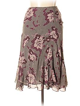 Anne Klein Silk Skirt Size 10