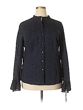 Ralph Lauren Long Sleeve Button-Down Shirt Size 20 (Plus)
