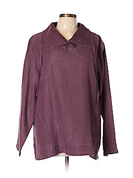 Focus Long Sleeve Blouse Size XL