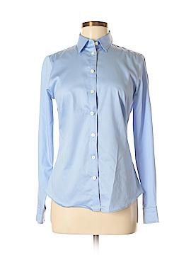 Banana Republic Long Sleeve Button-Down Shirt Size 6