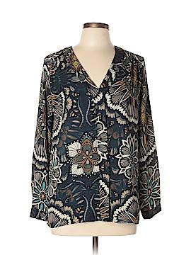 H&M Long Sleeve Blouse Size 10