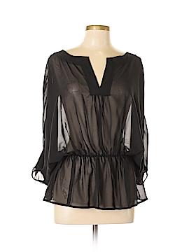 Oxford & Regent 3/4 Sleeve Blouse Size L