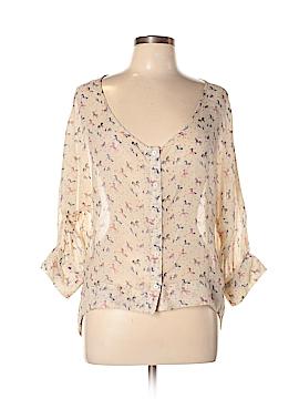 Ezra 3/4 Sleeve Blouse Size L