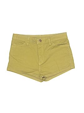American Apparel Denim Shorts 28 Waist