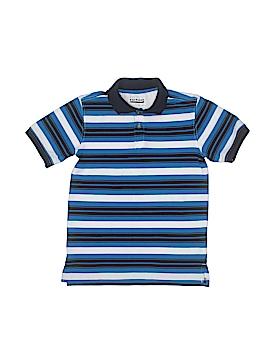 Basic Editions Short Sleeve Polo Size 6