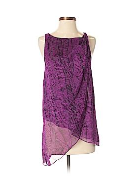 Halston Heritage Sleeveless Blouse Size XS