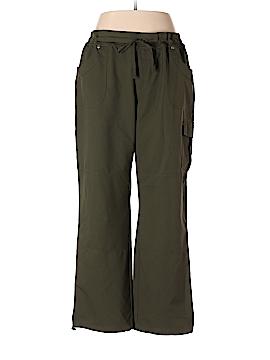 St. John's Bay Cargo Pants Size XL