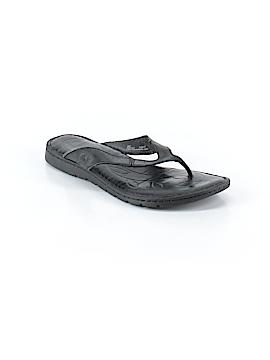 Born Handcrafted Footwear Flip Flops Size 8