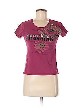 Moschino Jeans Short Sleeve T-Shirt Size XXL