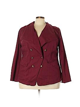 Just Fab Jacket Size 3X (Plus)