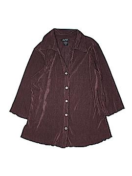 Russel Kemp New York 3/4 Sleeve Blouse Size 1X (Plus)