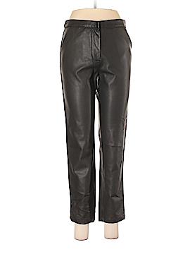 Billabong Faux Leather Pants Size M
