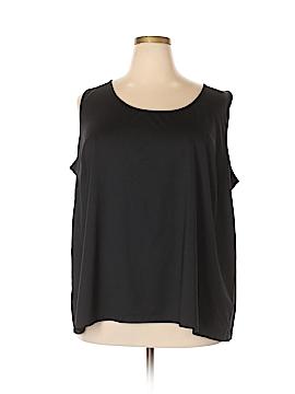 Catherines Sleeveless T-Shirt Size 26/28W (Plus)