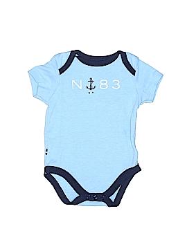 Nautica Short Sleeve Onesie Size 3-6 mo