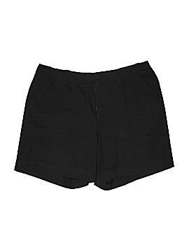 Cherokee Khaki Shorts Size 18 (Plus)