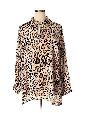Vince Camuto Long Sleeve Blouse Size 3X (Plus)