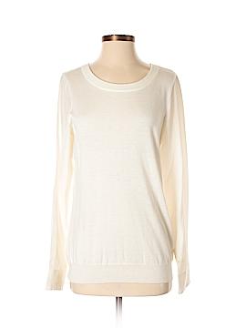 Josie Silk Pullover Sweater Size S
