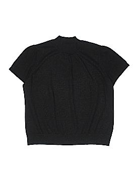 Elisabeth Silk Pullover Sweater Size 1X (Plus)