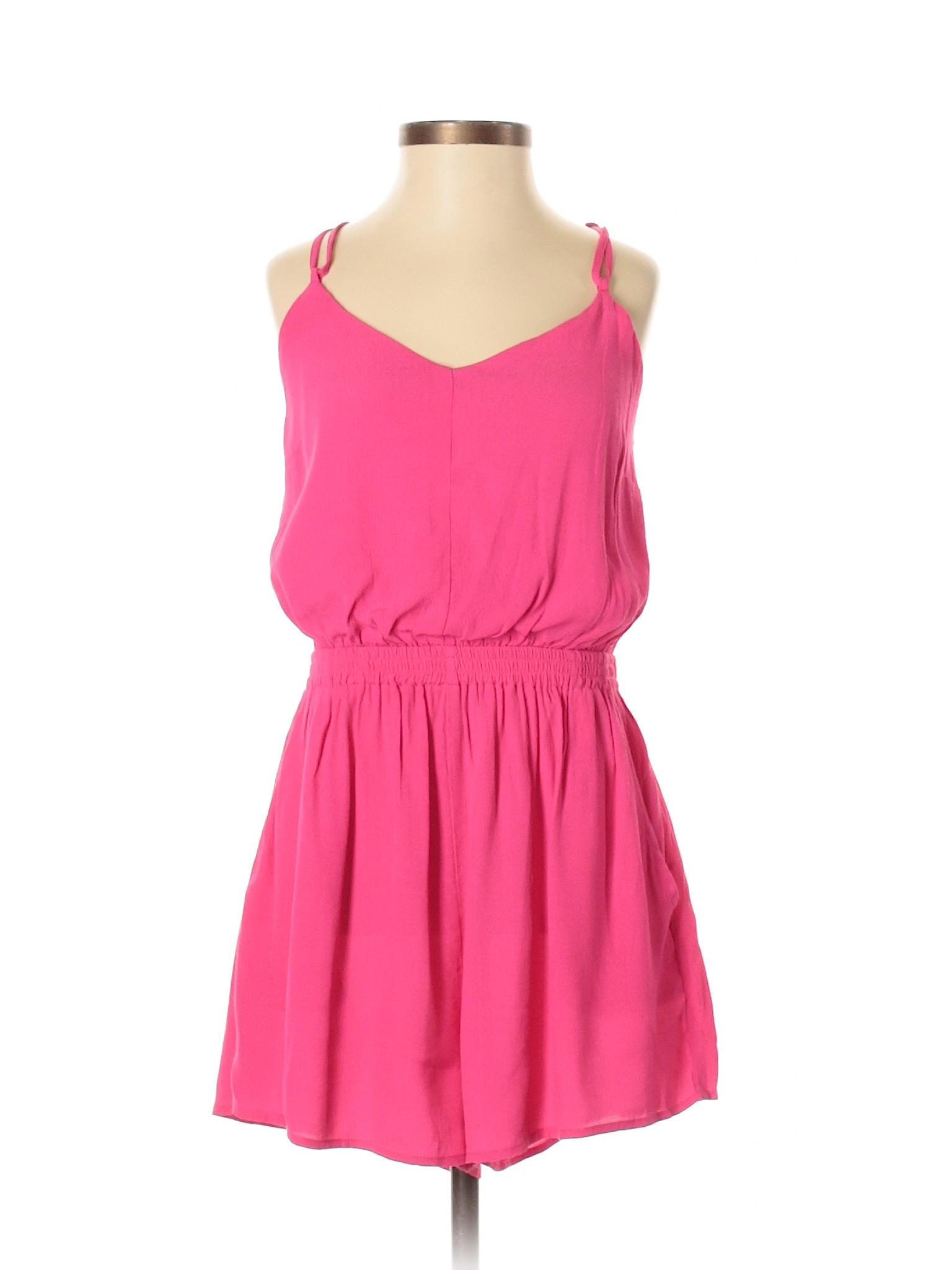 Boutique Mink Mink Romper Boutique Pink dTw0aF