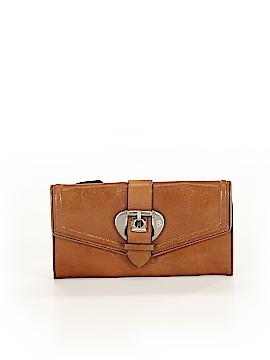 Francesco Biasia Leather Wallet One Size