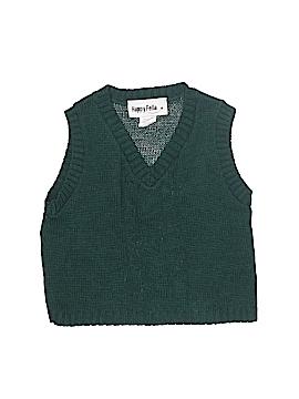 Happy Fella Sweater Vest Size 3T