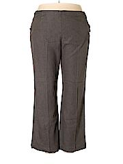 Larry Levine Women Casual Pants Size 18W (Plus)